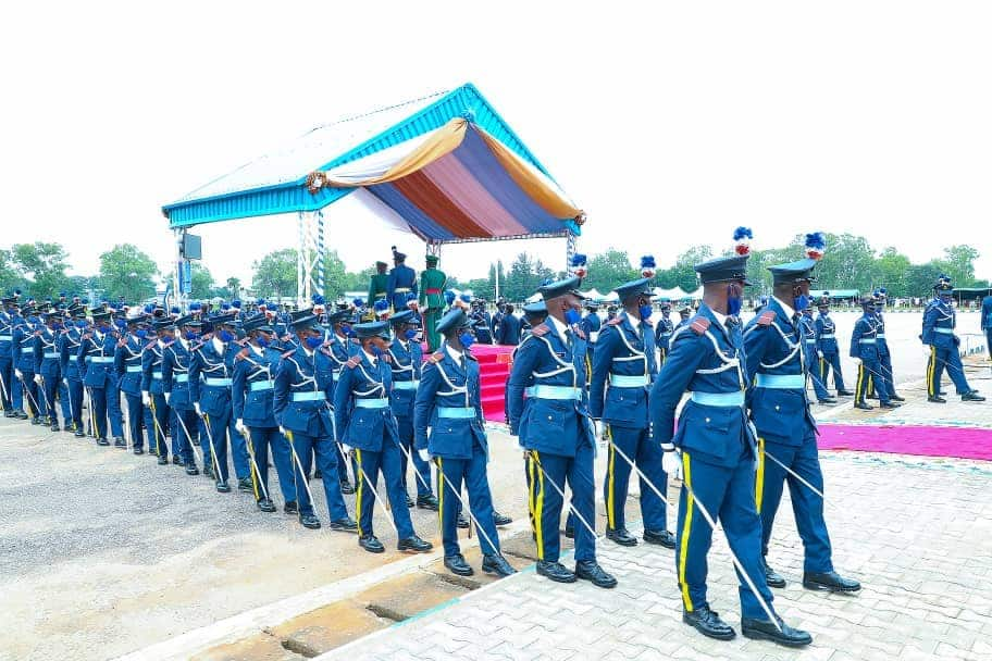 Nigerian Airforce ranks