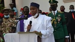 We shouldn't be cowards - Defence minister tells Nigerians what to do when bandits attack them