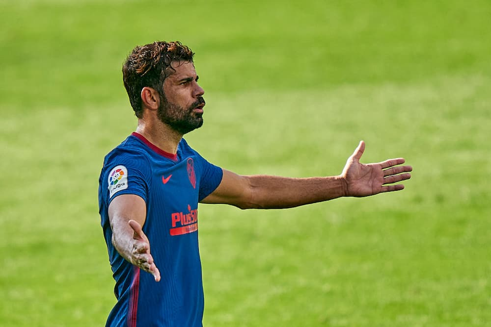 Diego Costa 'reaches agreement to join Benfica after being released by Atletico Madrid