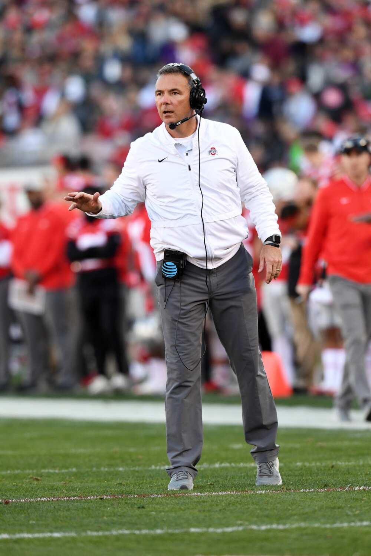 Urban Meyer coaching record