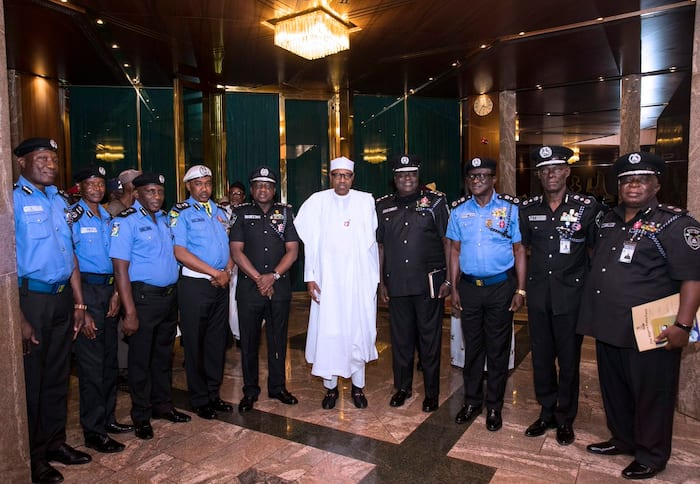 Summary -> Nigerian Police Salary Structure 2019 New Increase By Buhari