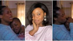 Gospel singer Tope Alabi showers daughter with powerful prayers in adorable video as she clocks 23