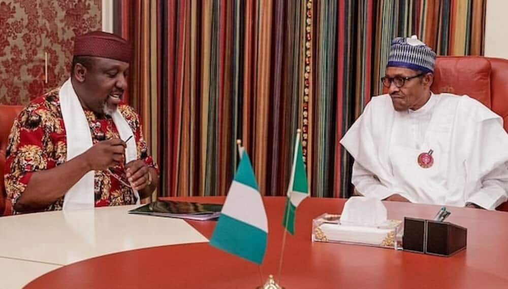 Okorocha ya caccaki APC bayan PDP da Obaseki sun lashe zabe a Edo
