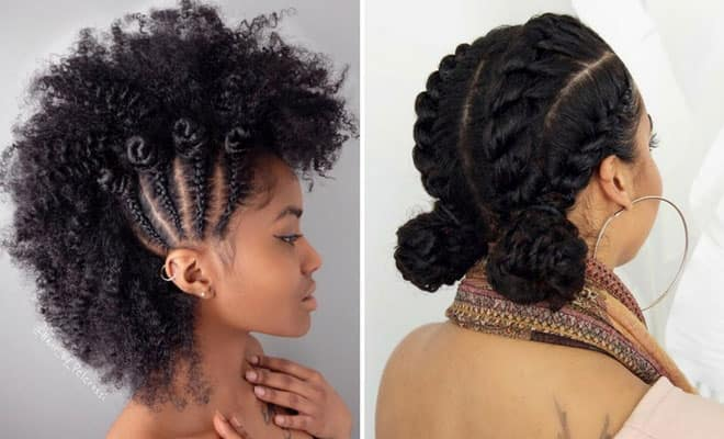 20+ Trendy African Hairstyles for Ladies in 2019▷ Legit.ng