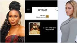 Thanks big sis: Singer Yemi Alade reacts after Beyonce wished her a happy birthday