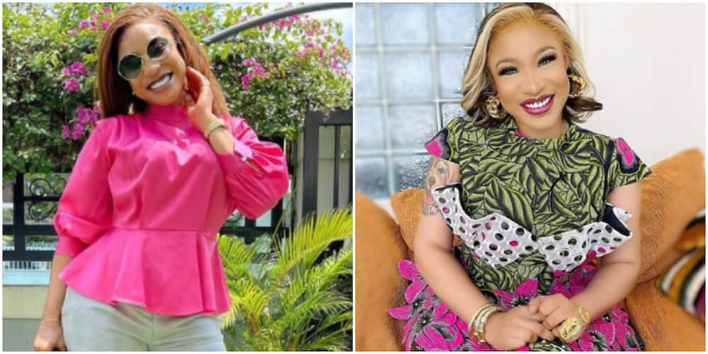 Tonto Dikeh hopes to have a daughter soon