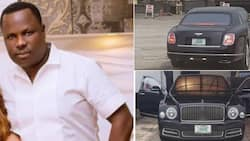Nigerian billionaire Kenneth Bramor accused of being a ritualist by wife buys latest model of car