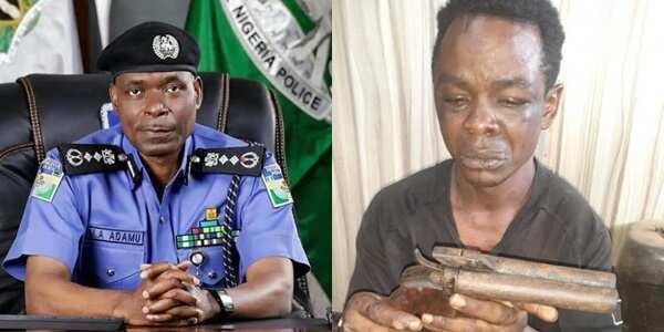 Akibu Tikare: Ogun most wanted cultist nabbed