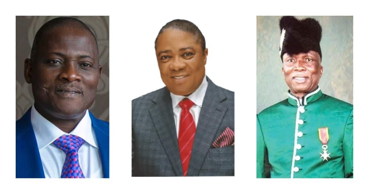 The richest man in Nnewi - Top 10 ▷ Legit ng