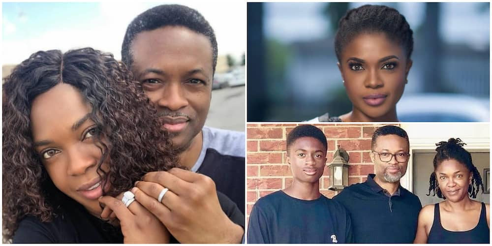 You're the Gift God Gave Me That Has Kept on Giving to My Life, Omoni Oboli's Hubby Says on Her Birthday