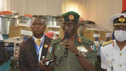 Troops have reduced Boko Haram's fighting force, DHQ says, gives breakdown of surrendered terrorists