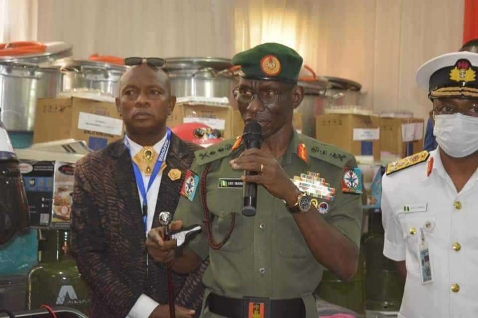 Defence Headquarters neutralises Boko Haram.