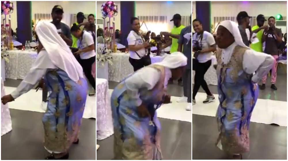 Catholic sister scatters dance floor with her cool moves, many could not stop laughing (video)