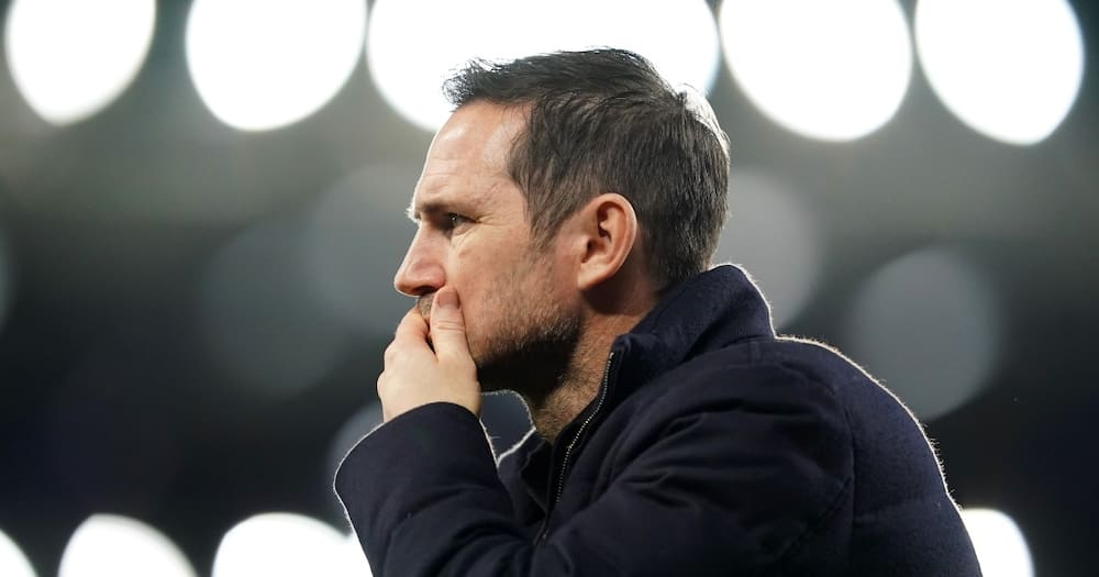 Frank Lampard discloses what is to blame for Chelsea's defeat to Wolves