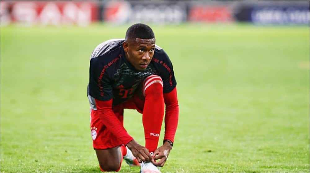 David Alaba: Liverpool handed transfer boost as player's talks with Bayern Munich collapse