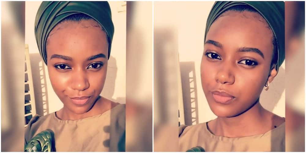 Pretty lady on social media says she is looking for husband, begs people to pray for her