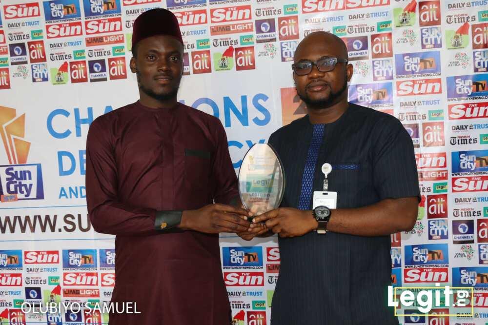 Election 2019: Legit.ng wins most people friendly online platform award