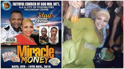 See photos of Benin pastor who reportedly died few days before her miracle money crusade