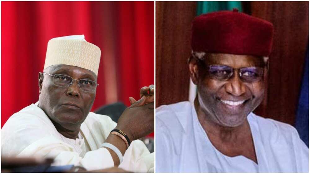 Abba Kyari: Atiku reacts to the death of Buhari's chief of staff