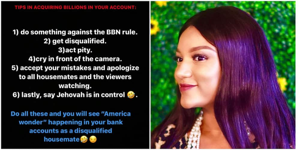 BBNaija disqualification: Ex-housemate Gifty Powers shades Erica, others