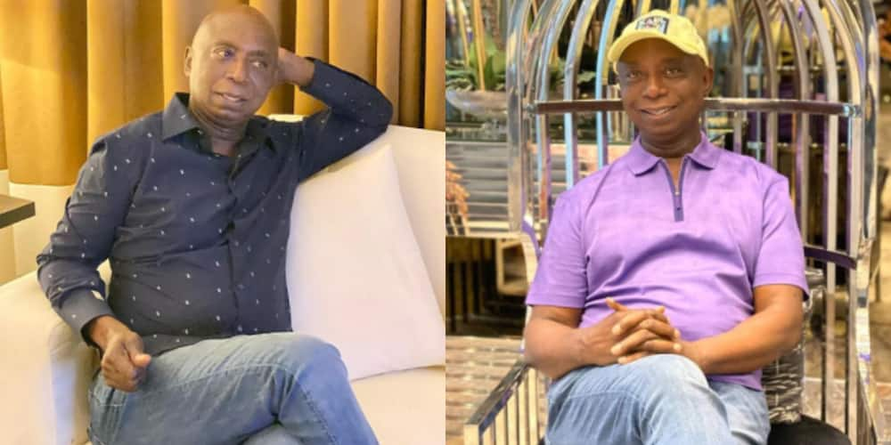 Ned Nwoko reveals why he has kept the identities of his other wives hidden