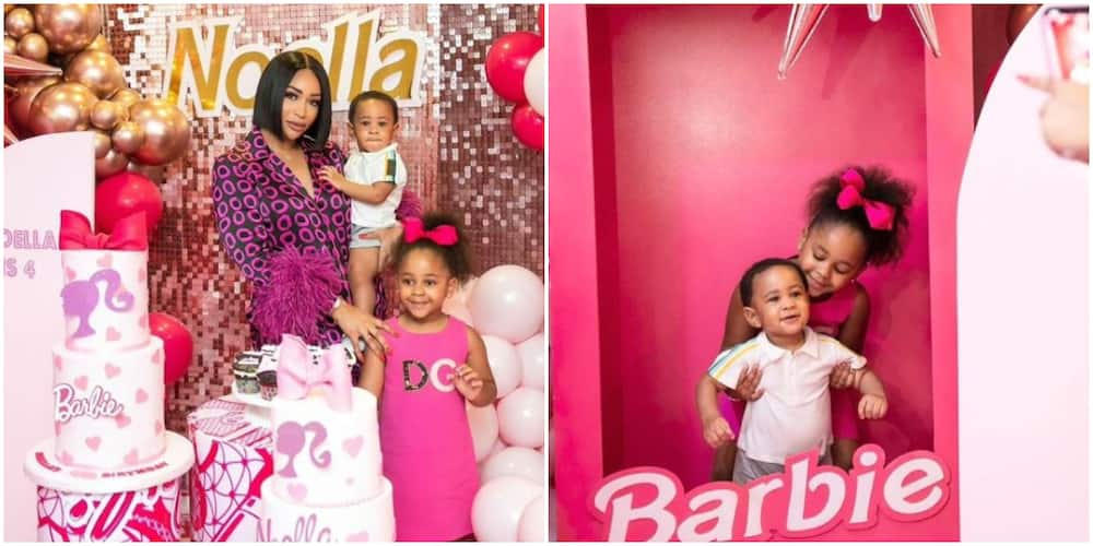 Lovely Photos From Seyi Tinubu's Daughter's Barbie-Themed 4th Birthday Party