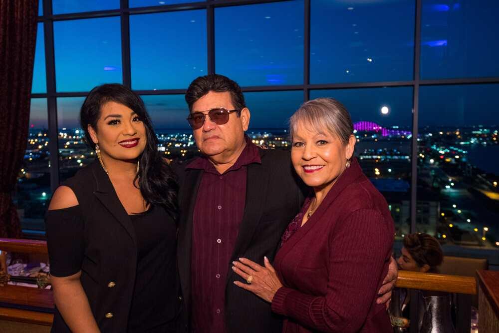 Selena Quintanilla family now