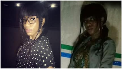 Policemen arrest young lady for being too good in bed, shares post on Instagram (photos)