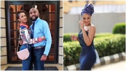 You're the one thing I got absolutely right - Banky W gushes over Adesua