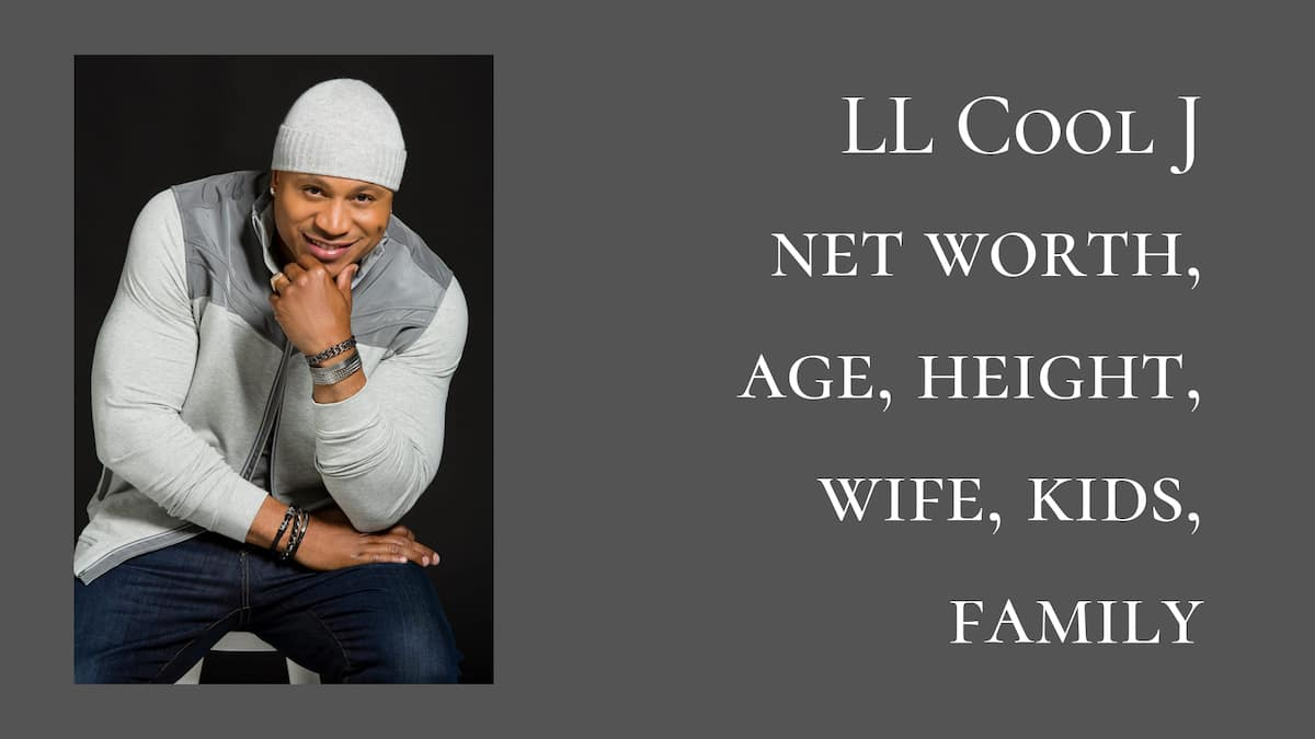 How much is LL Cool J net worth? Find the answer here!