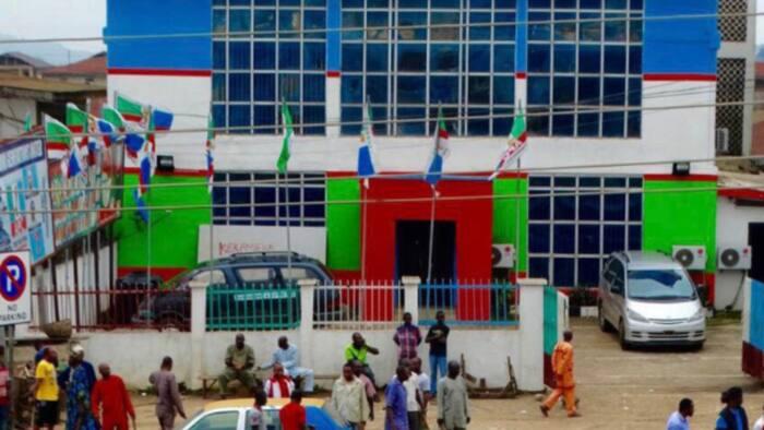 Breaking: Crisis rocks APC as faction inaugurates executive