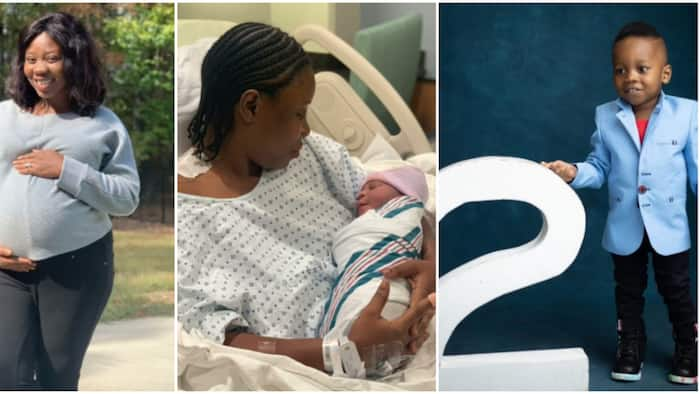2 failed IUI, ready for IVF & miraculously conception came: Actress Wunmi Toriola shares story as son turns 2