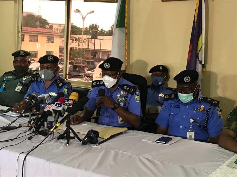 Edo governorship: IGP Adamu orders restriction of vehicular movement