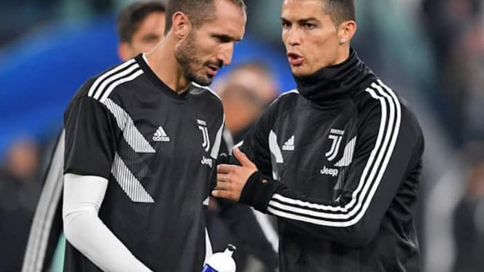 Juventus star reveals how his teammate Ronaldo destroyed his dreams 3 times