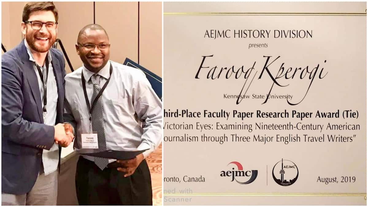 Nigerian-American lecturer makes international wave, wins significant award in Canada