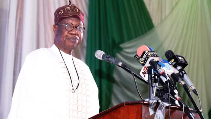 President Buhari's achievements impacting positively on millions of Nigerians, says Lai Mohammed