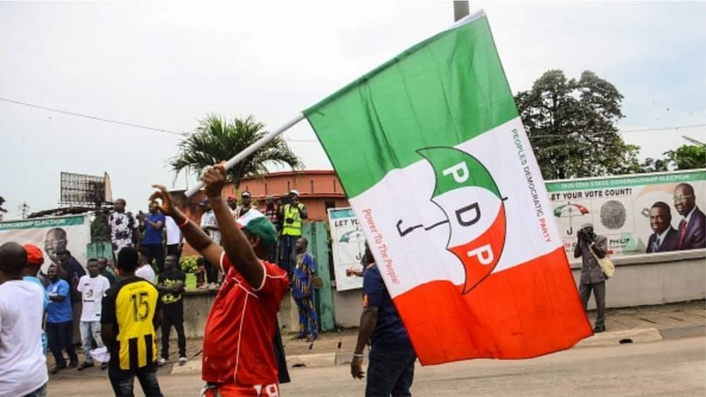 Crisis in PDP as New Splinter Group Emerges Ahead of 2023