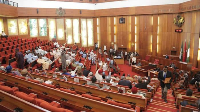 Image result for images of nigeria senate house