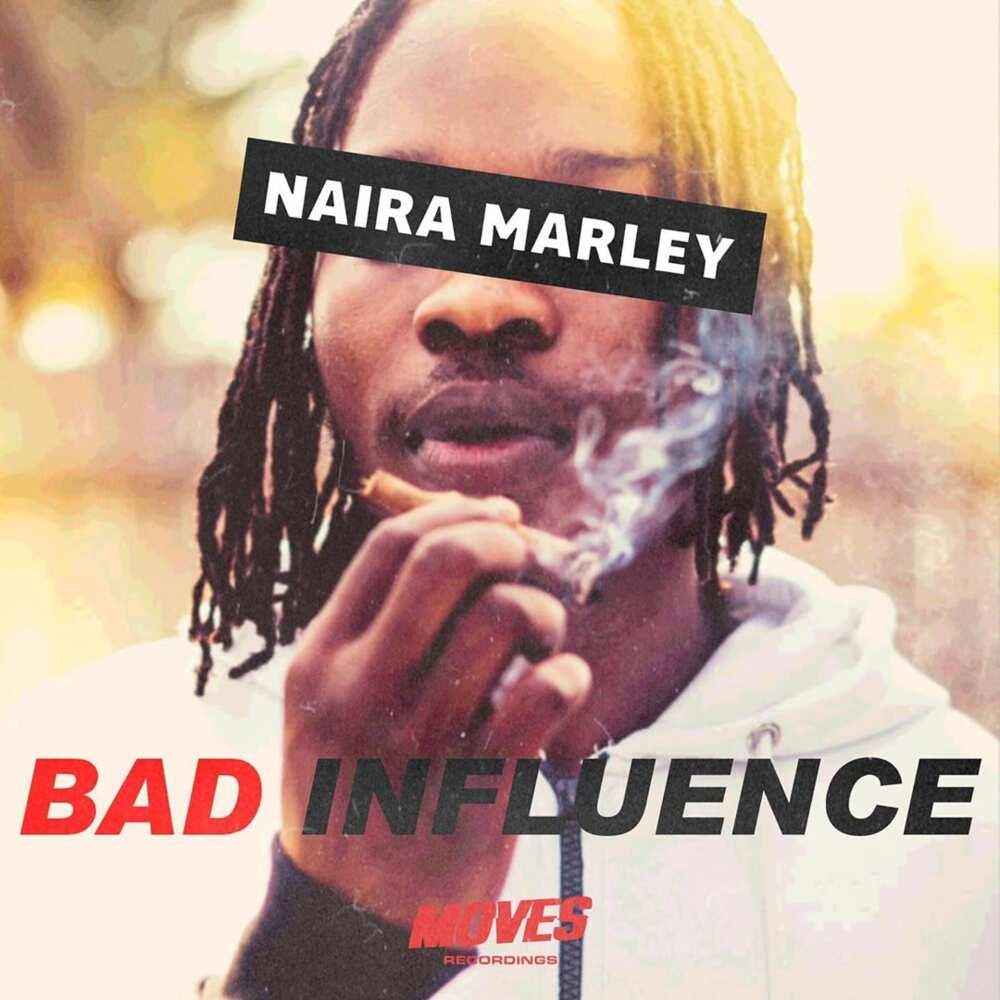 Naira Marley - Bad Influence reactions