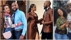 5 adorable photos of Banky W and Adesua that are perfect in our eyes