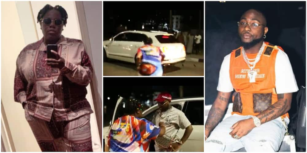 Teni reveals how she got Davido to work with her on her upcoming album