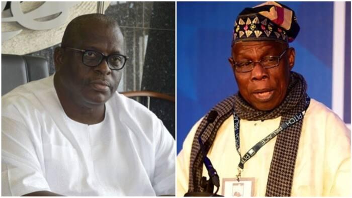 Tuna baya: Obasanjo yana jinjinawa Kashamu tare da fatan alheri (Bidiyo)