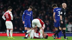 Unai Emery reveals Arsenal star injury update after derby win over Chelsea