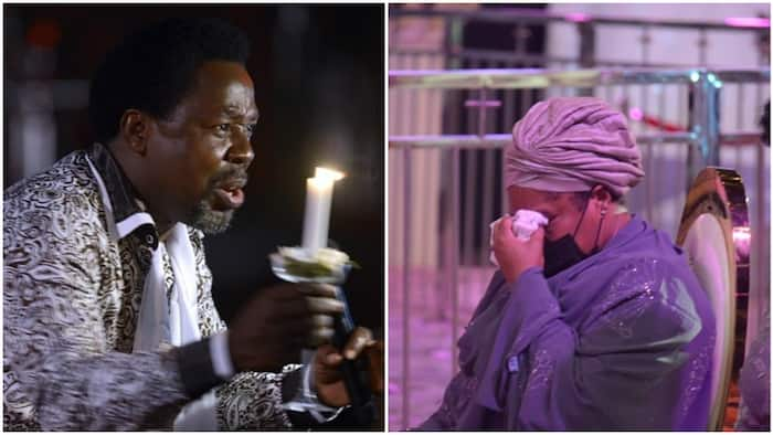 Crisis rocks Synagogue Church as members reject TB Joshua's wife as successor, give reasons