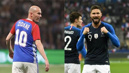Chelsea's Giroud sends Zinedine Zidane's record to the archives and creates a new one