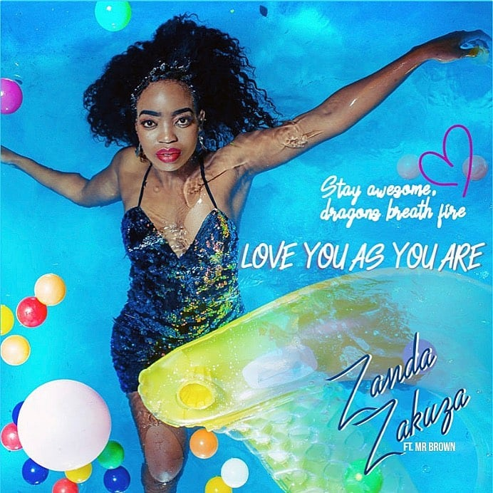 Zanda Zakuza - Love You As You Are reviews and comments
