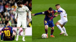 Lionel Messi snubs Real Madrid legend when picking his toughest opponent of all-time