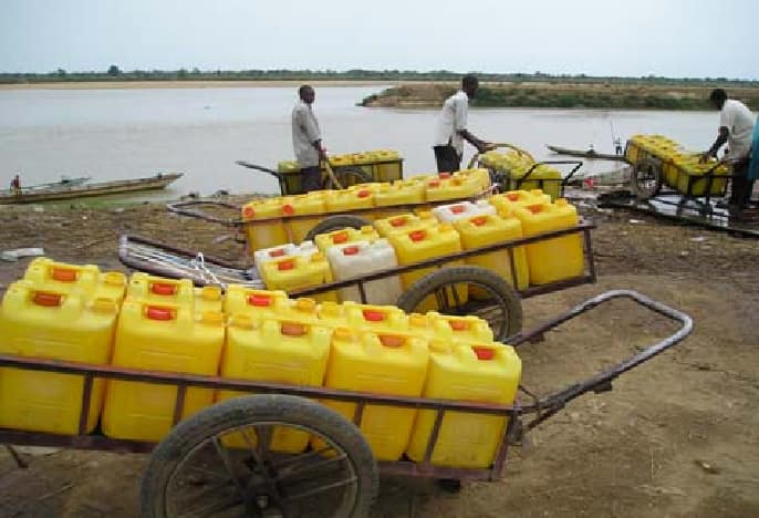 Kaduna community residents rely on vendors for water supply