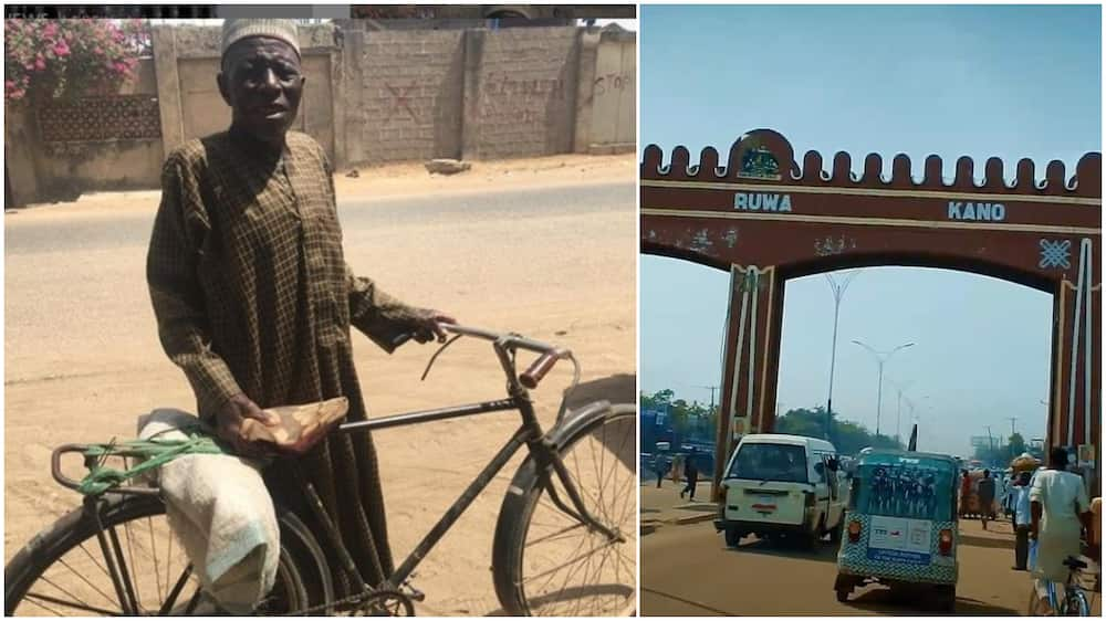 I bought this bicycle 40 years ago and I will ride it till death comes - Nigerian man from Kano says