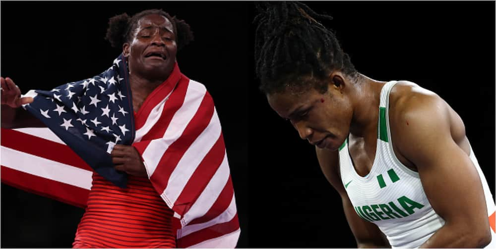 Breaking: Nigeria win second medal at Tokyo 2020 as hard fighting wrestler finishes 2nd to win silver